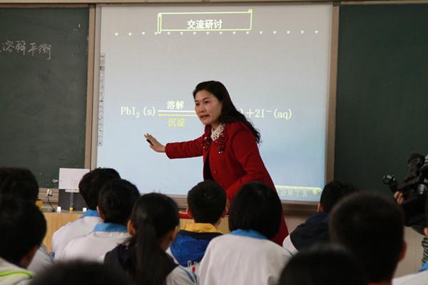 郑州十六中校长工作室成员